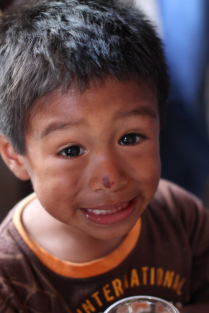 Peruvian Portraits Four