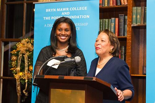 Bryn Mawr College Posse 10th Anniversary Celebration