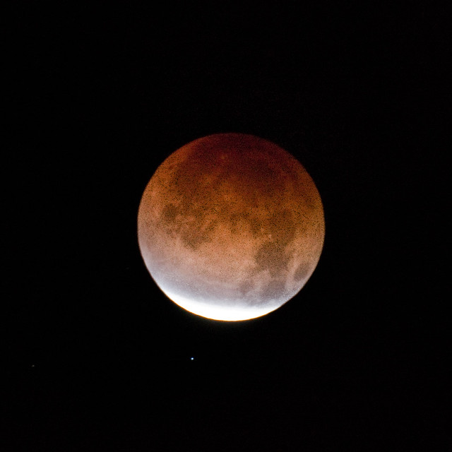 Total Lunar Eclipse on 10 December 2011