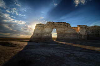 Monument Rocks | by fireboat895