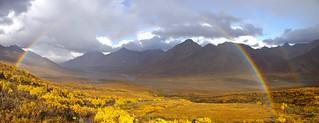 Denali Double Rainbow Panorama III | by Grant Eaton