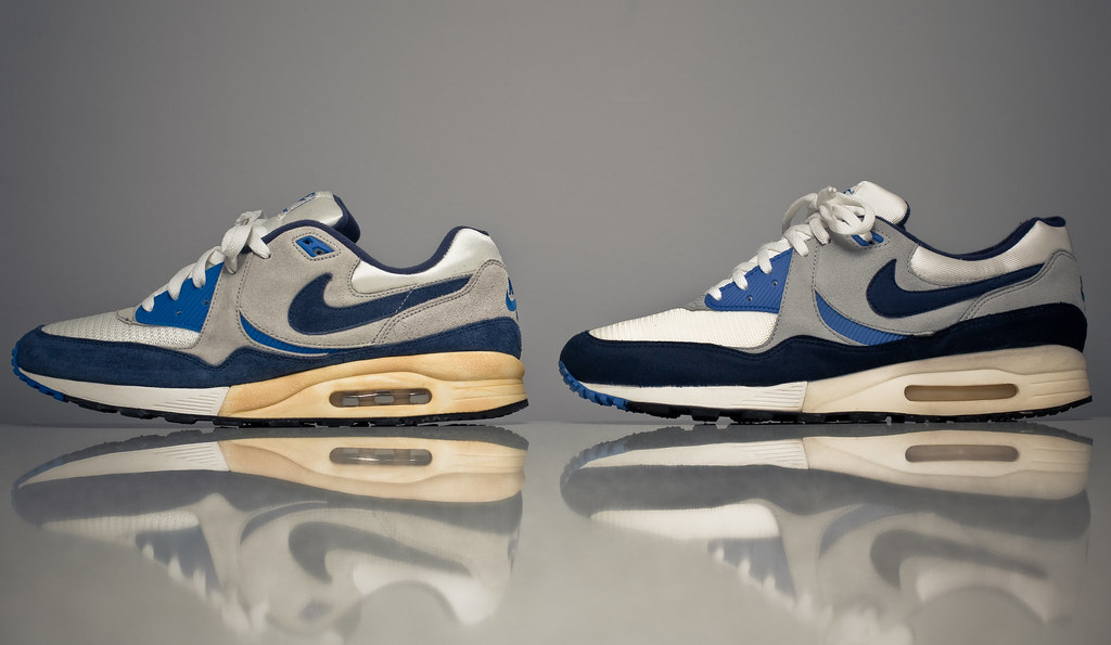 reputable site 73d40 551ff ... Nike Air Max Light OG vs Vintage Retro   by Justin Telfer