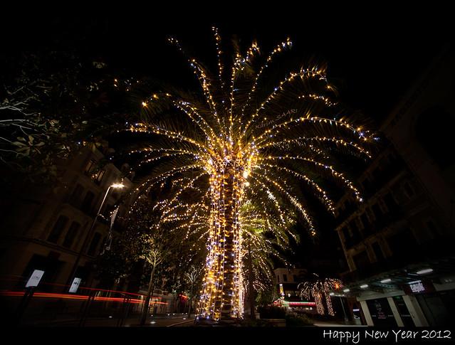 ★ happy new year 2012 ~ Karim SAARI ©
