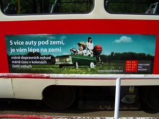 Official Prague propaganda