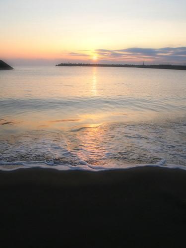 ocean travel nature sunrise miyazaki