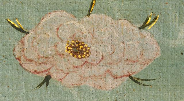Botticelli - detail flower