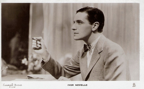 Ivor Novello in Love and Let Love (1933)