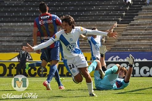DSC_0549 Categoría SUB20 J3 TC2012 El Puebla FC y Atlante empataron a tres goles partido disputado en el Estadio Cuauhtémoc por Mv Fotografía Profesional / www.pueblaexpres.com