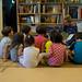 Piccolo blu e piccolo giallo con Mirva Fiorini. Libreria Rinascita di via Ridolfi a Empoli, sabato 28 maggio 2016.