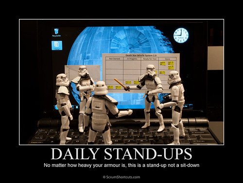 Scrum Daily Stand-Ups