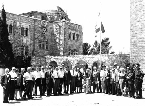 Returning to Mt. Scopus, 1981