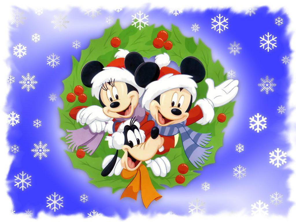 Mickey Mouse Christmas Wallpaper Christmas Screensavers Flickr