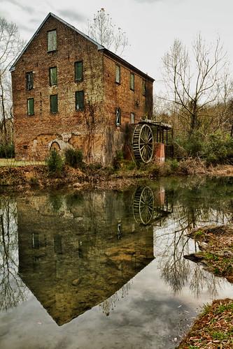 december waterwheel lindale 2011