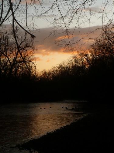 123111 12312011 clouds dawn dec3111 dec312011 greenhillpark greenhillparkgreenway greenway panasonic sky sunrise