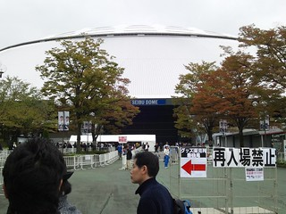 Seibu Dome AKB48 handshake event | by kalleboo