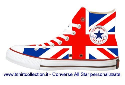 converse all star inglesi