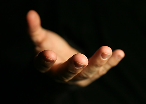 07.01.2012 - His Hand | by Jlhopgood