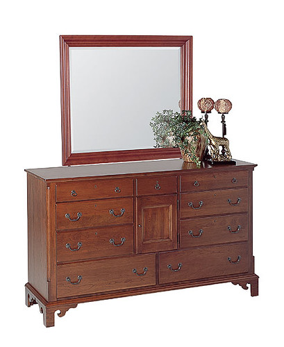usa century america cherry bedroom furniture beds mirrors 18th made dressers nightstands