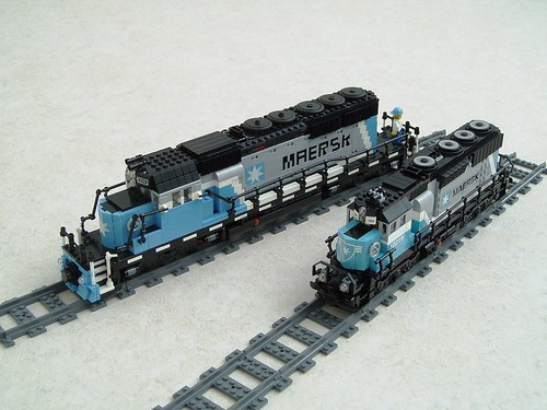Maersk trains (1)
