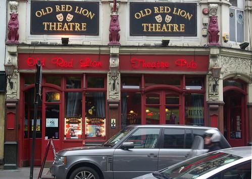 Old Red Lion, Angel, London | by Adam Bruderer
