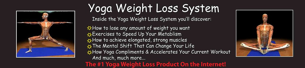 Yoga Weight Loss Banner