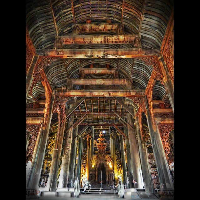 The Sanctuary of Truth. by SJC