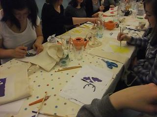 Cutting stencils