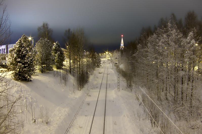 White Railway