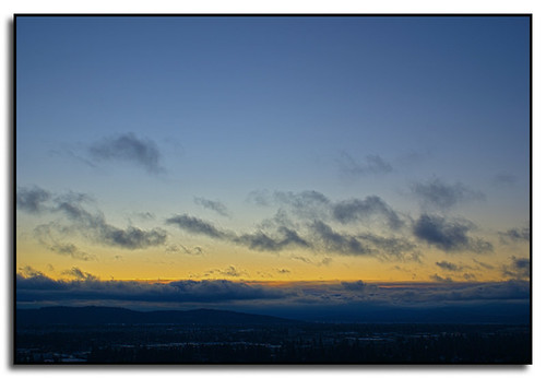 thanksgiving sunrise washington spokane fivemileplateau
