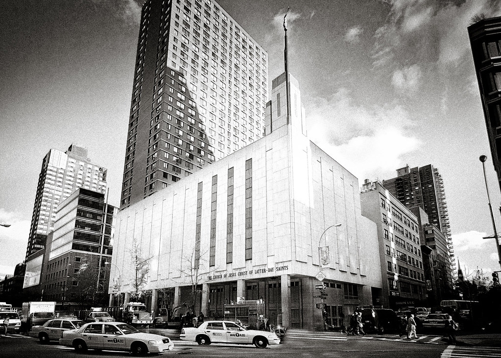 Manhattan New York Temple This Is A Photo Of The Manhattan Flickr