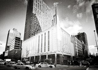 Manhattan New York Temple   by jerryfergusonphotography