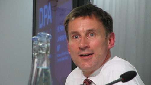 Rt Hon Jeremy Hunt MP at DPA 2011 | by HowardLake