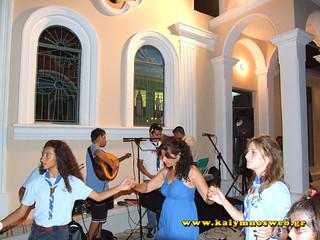 Γλέντι Εσπερινού, Αγίας Παρασκευής Πόθιας - 25/07/2011