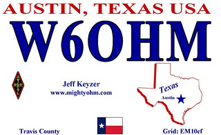 New QSL cards | by mightyohm