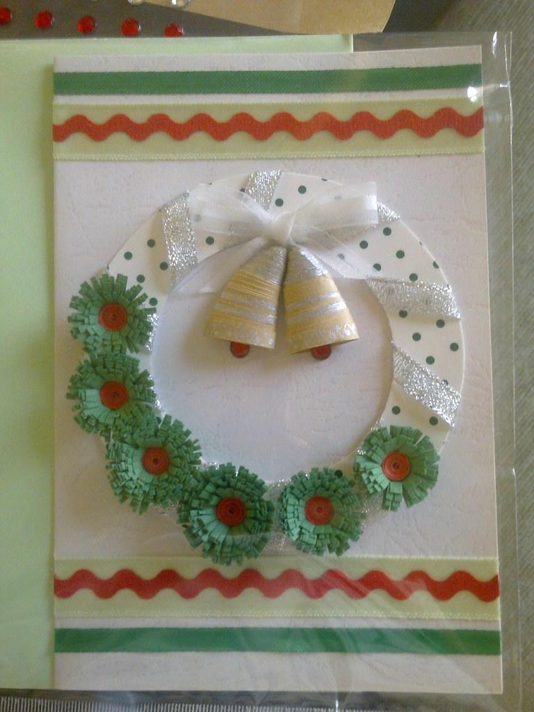 My Quilled Christmas Card Ruvini De Silva Sri Lanka Ruv Flickr