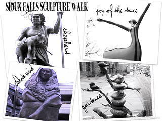 Sioux Falls Sculpture Walk | by mrsdkrebs