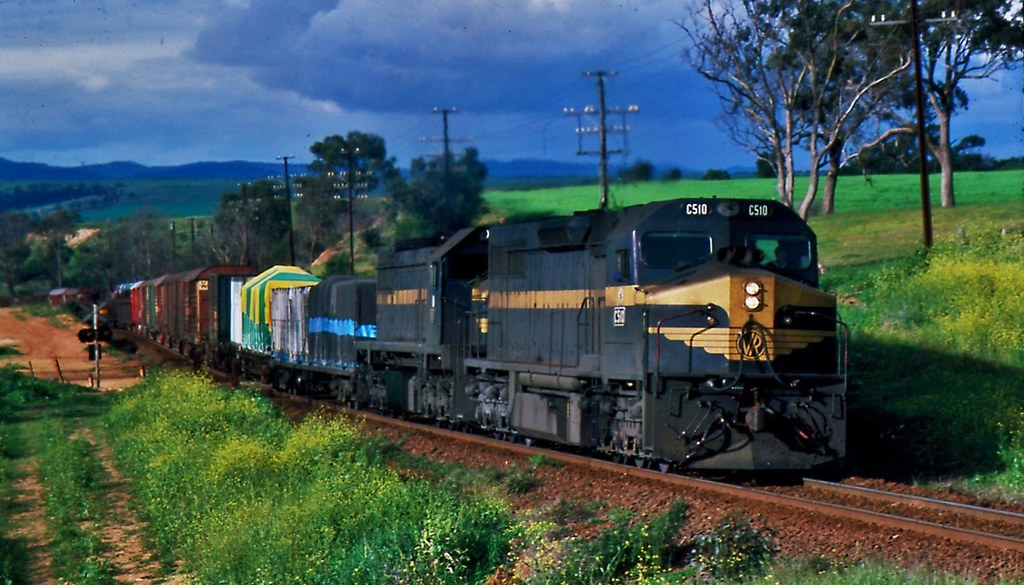 Melbourne Vic to Adelaide SA Freight at Bacchus Marsh Victoria Australia by Rodney S300