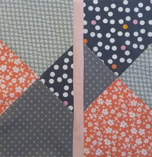 DHWQ Week 27 - Four Makes Two | by Quiltjane