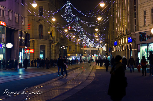 Ilica main street of Zagreb | by rom@nski photo