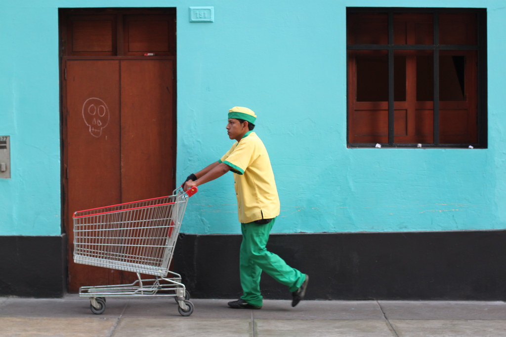 The Streets - Colourful Miraflores