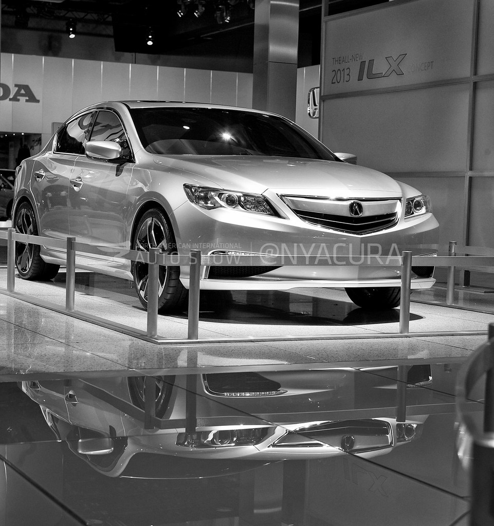 The All-New 2013 Acura ILX Concept