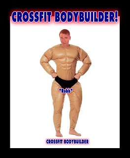 Crossfiit Bodybuilding using Paleolithic Diet Forum Boards Non Vegan Caveman Bodybuilder Robb Wolf