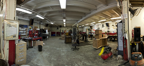 Milwaukee Makerspace Shop   by Pete Prodoehl