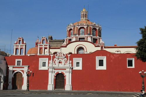 Igreja de Santo Domingo, Puebla