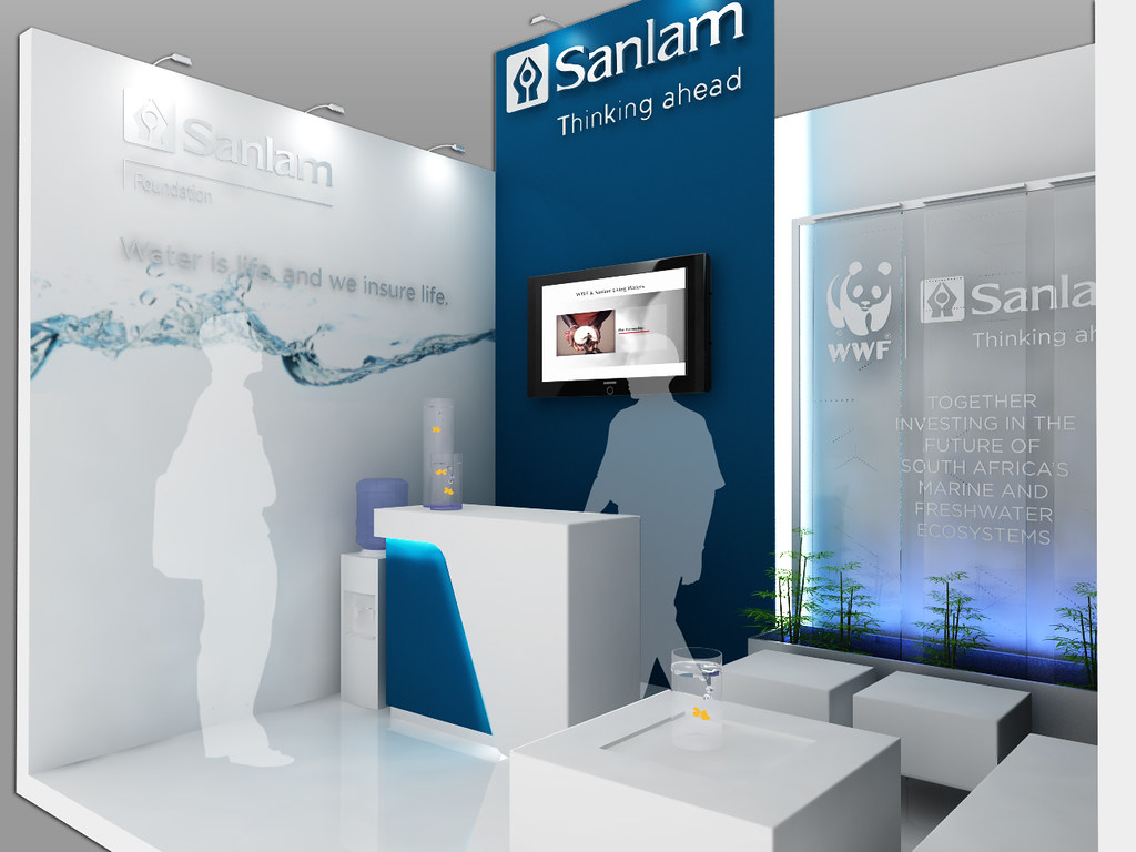 Exhibition Stand Builders Durban : Custom and portable exhibition stand builder in cape town and