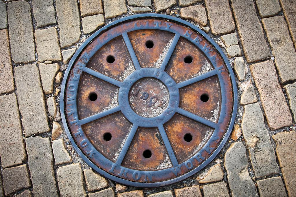City Sewer 1902