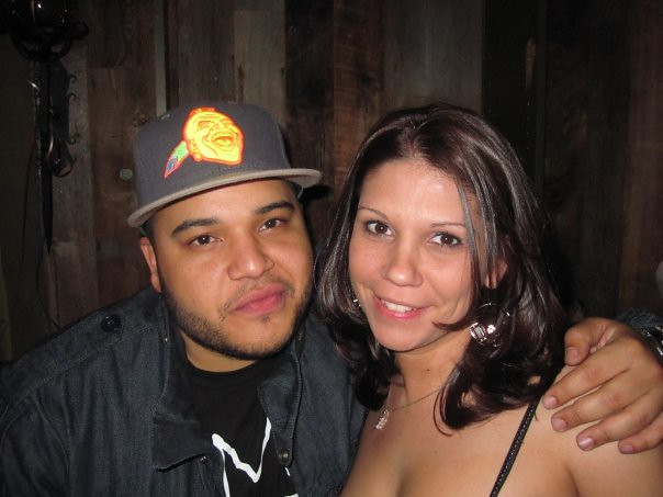 L BOOGS & BLAZITA AT LAURA STYLEZ BIRTHDAY BASH
