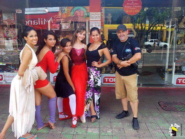 Bailarinas Outdoor  - Makeoff