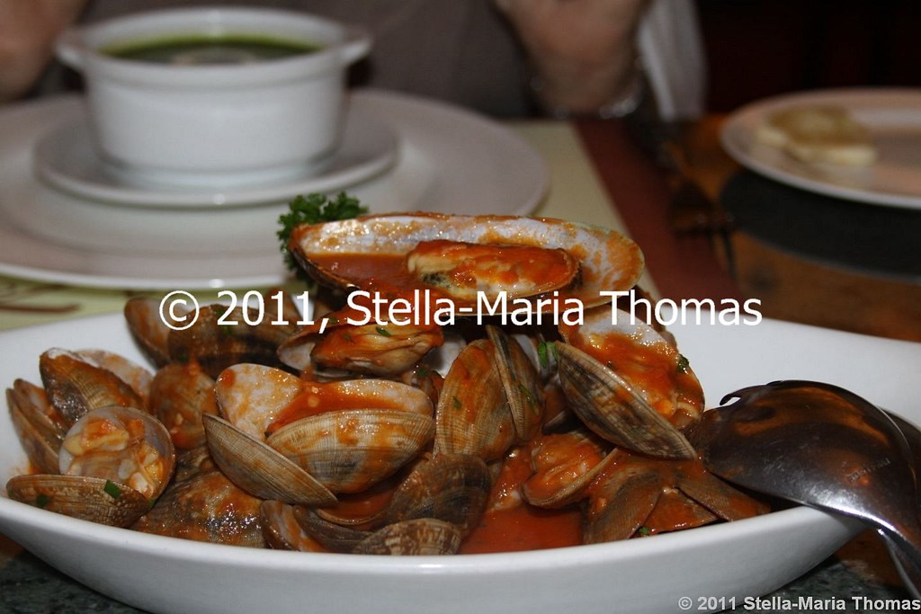 PIZZERIA TOSCANA - CLAMS 001