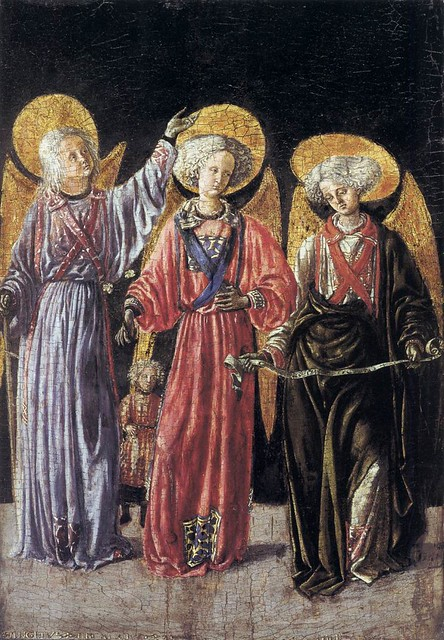 Tobias and the the three Archangels